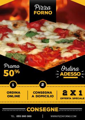 volantino pizzeria