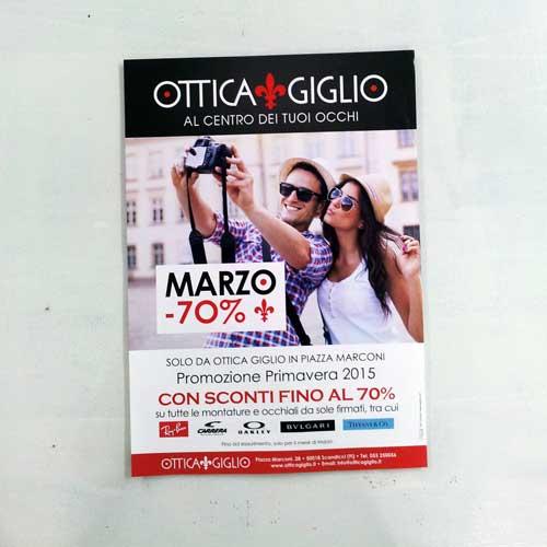 Cliente: Ottica Giglio